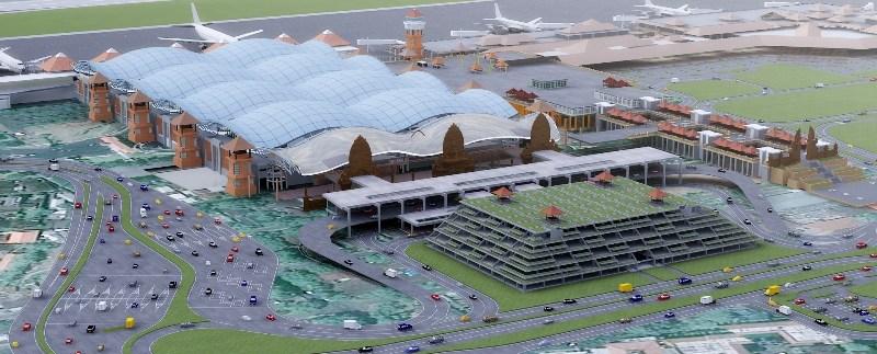 Update Bali Airport