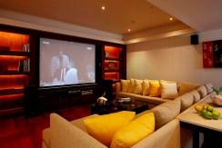 Villa Jia - Entertainment room