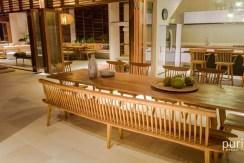Villa Sorgas - Dining Area