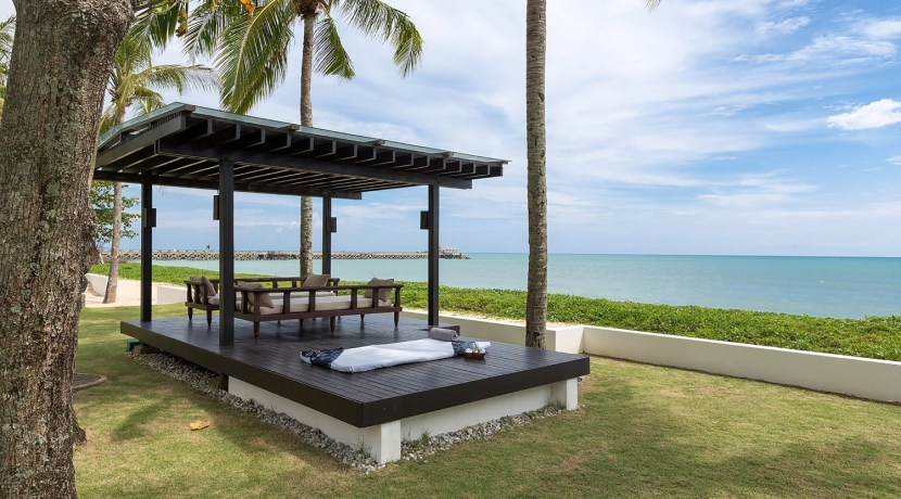 Villa Jia - Outdoor massage and bale