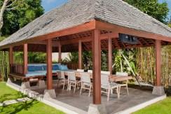 Villa Joss - Dining Area