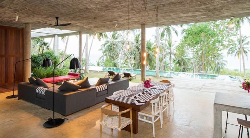 Walatta House - Living and Dining Area