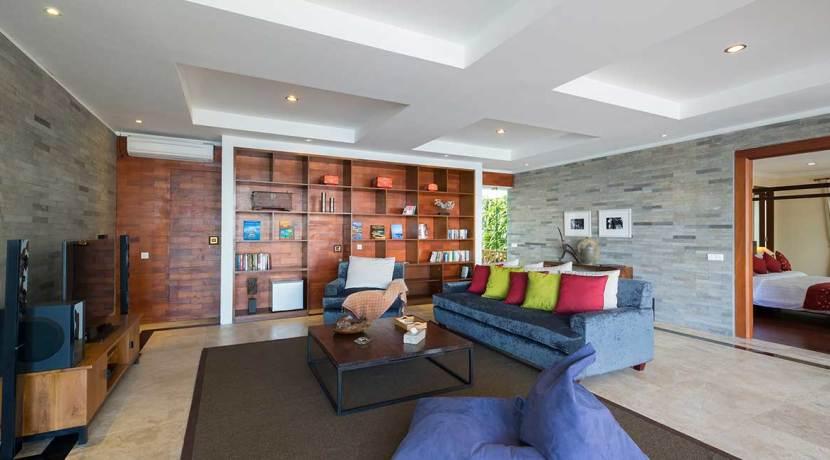 11-Villa-Asada---Media,-library-room