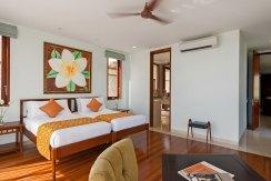 17.-Pandawa-Cliff-Estate---Villa-Rose---Downstairs-twin-bedroom