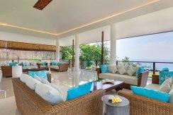 4.-Pandawa-Cliff-Estate---Villa-Rose---Upstairs-open-air-living-area