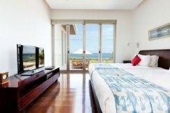 Sanur-Residence-Villa-2-Master-bedroom-ocean-view