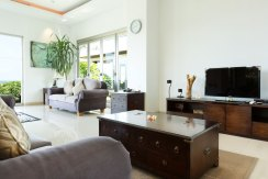 Sanur Residence - TV Room