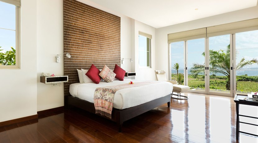 Sanur Residence - Master Bedroom