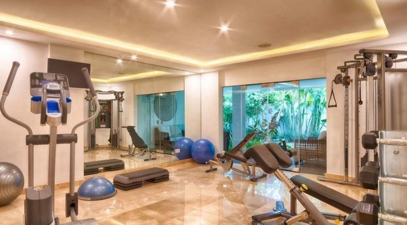 Villa KaliBali - Gym Area