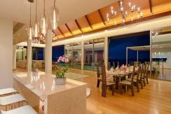 Villa Haleana - Dining Area