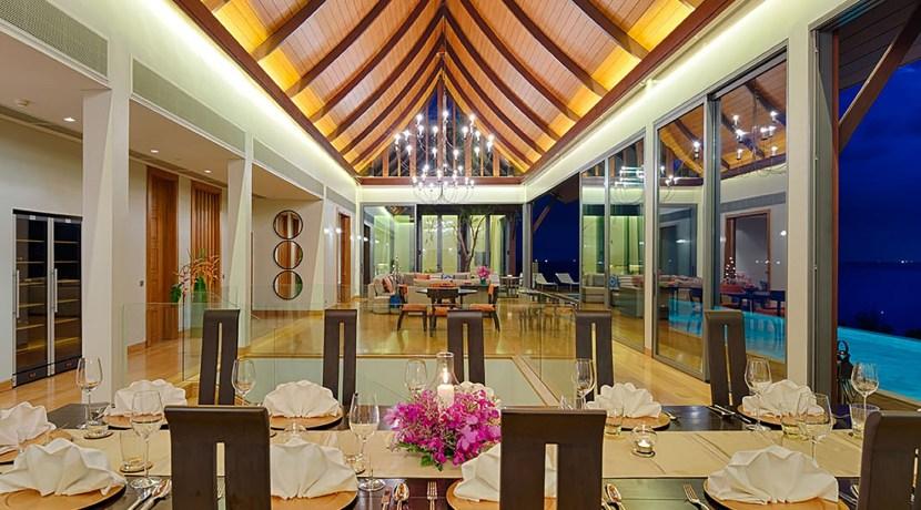 Villa Haleana - Elegant Dining