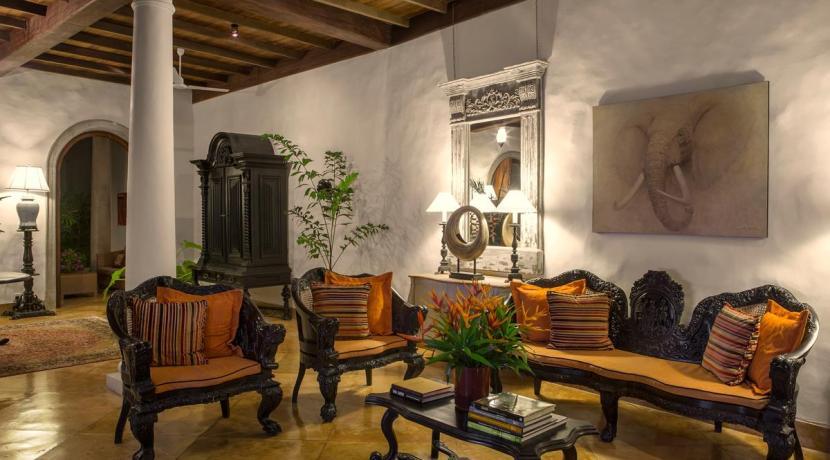 Thambili House - Living Area