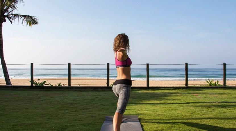 Villa Saldana - Yoga