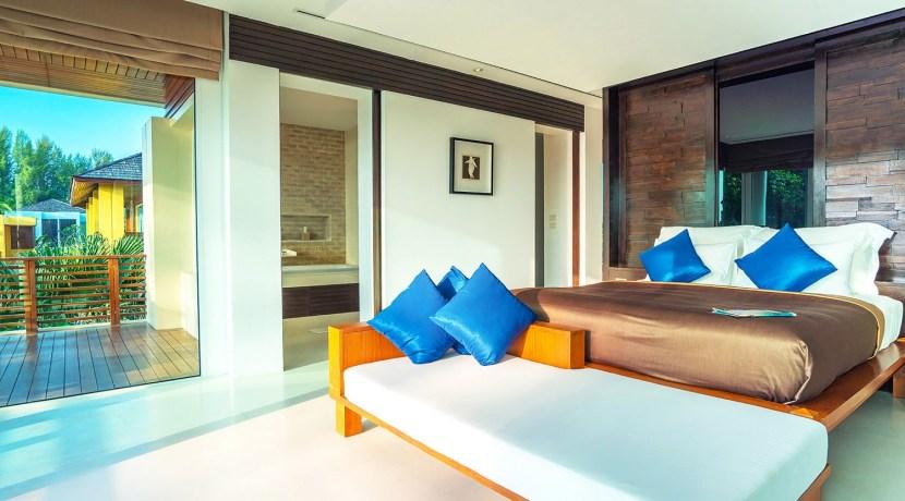 Villa Yaringa - Spacious guest bedroom three