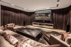 Villa Verai - Cinema Room