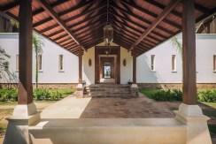 Villa Ranawara - Enterance