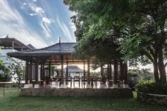 Villa Ranawara - Dining Area