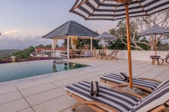 Villa Puri Balangan - Poolside