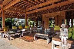 Villa Kayu - Living Room