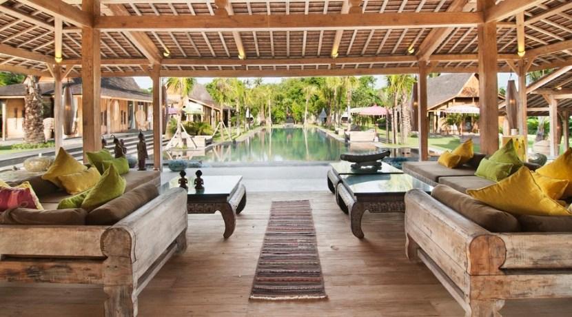 Villa Kayu - living Room Room