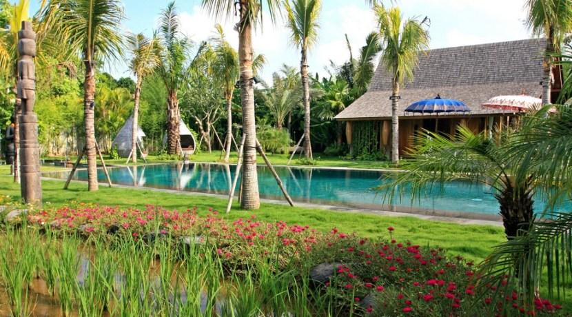 Villa Kayu - Ethnic Styled Villa in Bali