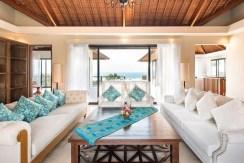 Villa Feronia - Living Room
