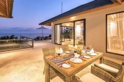 Villa Feronia - Alfresco Dining