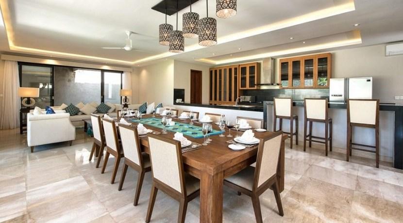 Villa Yamuna - Dining Room