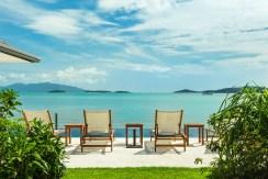 Baan Dalah Villa - Beachfront VIlla in Koh Samui