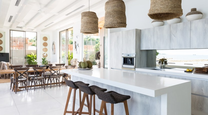Villa Kirana - Kitchen Area