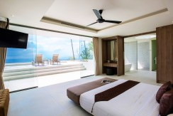 Villa Spice - Bedroom Outlook