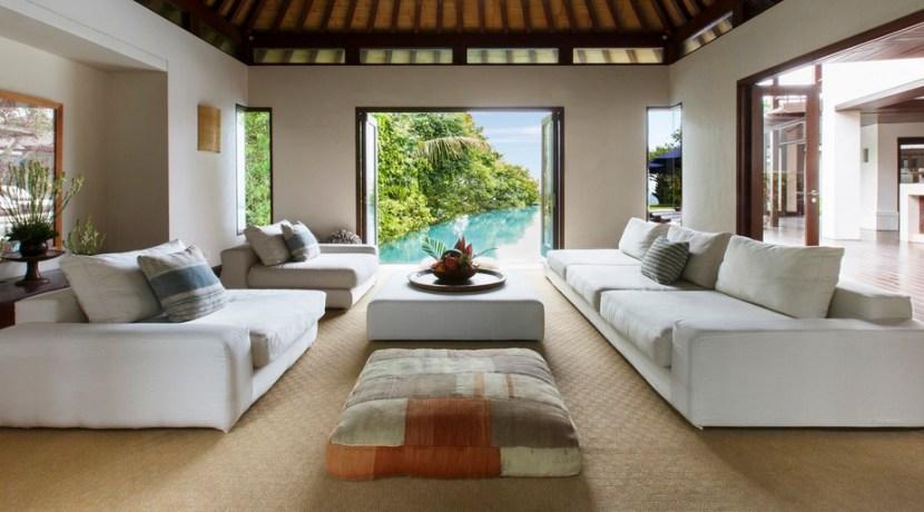 Chintamani Ocean Suite - Living Area