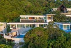 Villa Solaris - Aerial View