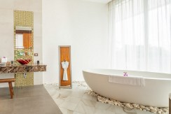 Villa Solaris - Third bedroom bathroom