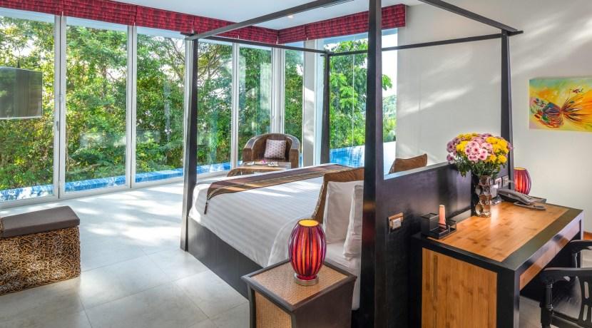 Villa Solaris - View from second master bedroom