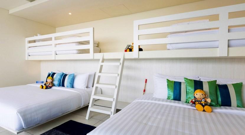 Villa Spice - Bunk bed