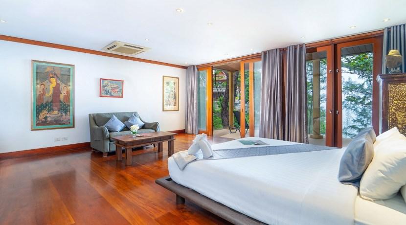 Villa Chada - Mini master suite design