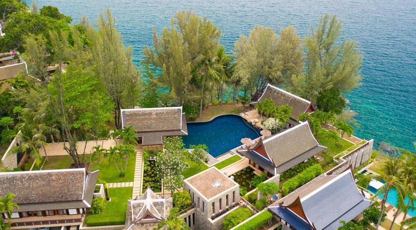 Villa Chada - Aerial view