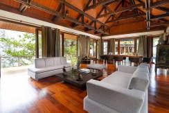 Villa Chada - The interior design