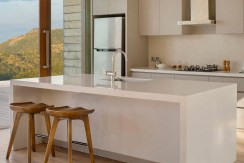 Villa Tebing - Open plan kitchen design