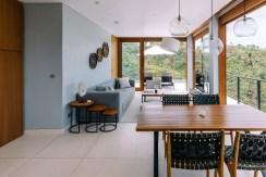 Villa Tebing - Contemporary interior design