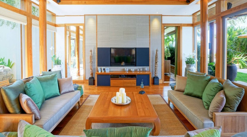 Villa Sawan - Media Room