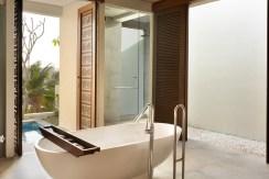 The Kayana Lombok - All Villa's Bathrooms
