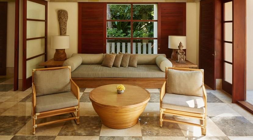 Aman Villa at Nusa Dua - 6 Bedrooms Villa Bedroom