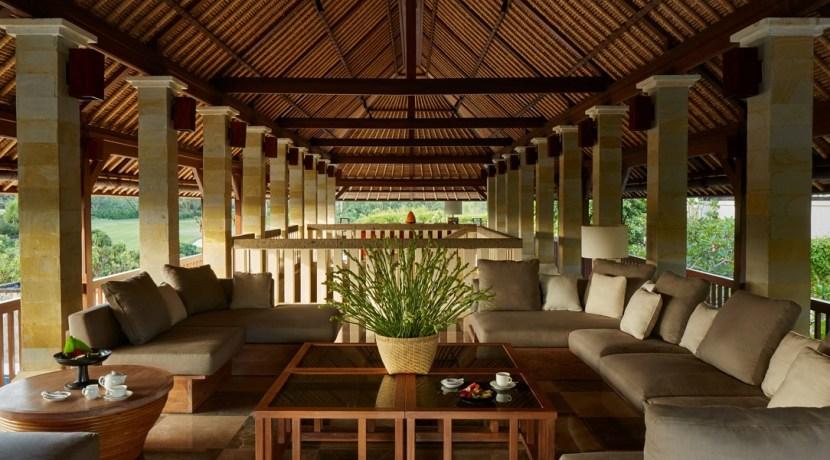 Aman Villa at Nusa Dua - Living Area