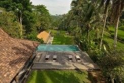 Teras Divya Villa - 6 Bedrooms Villa in Ubud
