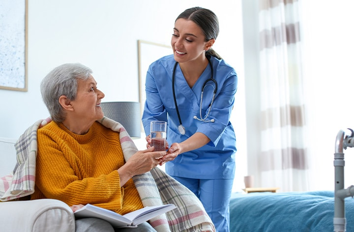 aged care homes disinfection services