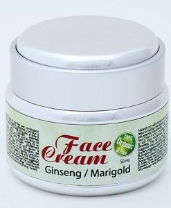 Ginseng Marigold Face Cream | Purity Natural