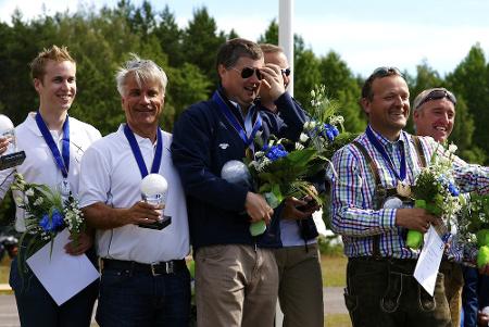 MM-hopeaa Antti Lehto ja Nikke Luukkanen