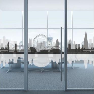 Dazzling Decorative Window 17 Archetectural Tint Commercial Film